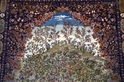 Irnc062-Teheran-W muzeum Dywanów