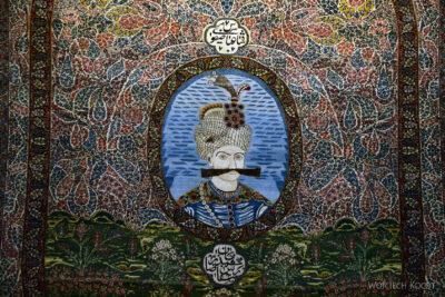 Irnc083-Teheran-W muzeum Dywanów