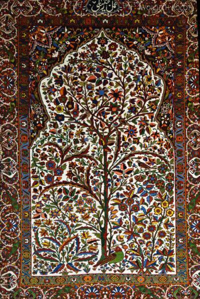 Irnc087-Teheran-W muzeum Dywanów