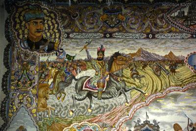 Irnc090-Teheran-W muzeum Dywanów