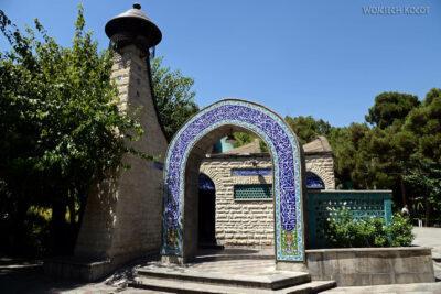 Irnc105-Teheran-Meczet wstylu Gaudiego