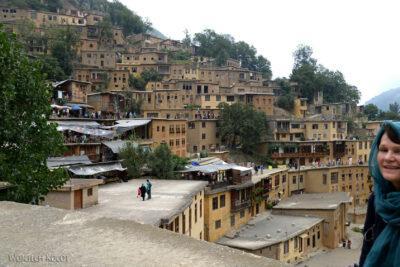 Irnd109-W wiosce Masoule