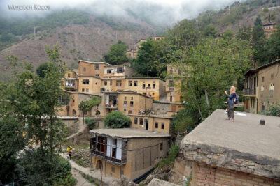 Irnd155-W wiosce Masoule