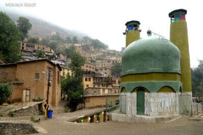 Irnd177-W wiosce Masoule