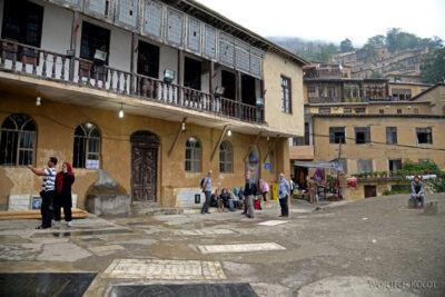 Irnd185-W wiosce Masoule