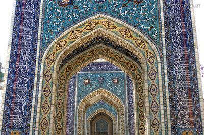 Irnh027-Mashhad-przy Grobie Imama Rezy