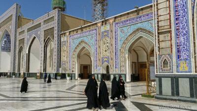 Irnh033-Mashhad-przy Grobie Imama Rezy