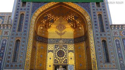 Irnh037-Mashhad-przy Grobie Imama Rezy