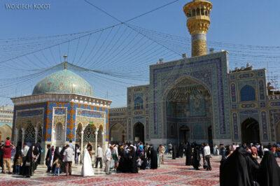 Irnh042-Mashhad-przy Grobie Imama Rezy