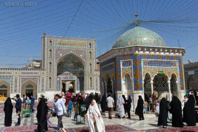 Irnh043-Mashhad-przy Grobie Imama Rezy