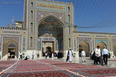 Irnh048-Mashhad-przy Grobie Imama Rezy