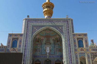 Irnh053-Mashhad-przy Grobie Imama Rezy