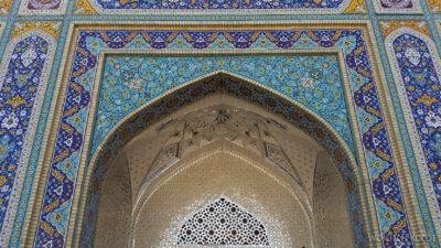 Irnh055-Mashhad-przy Grobie Imama Rezy