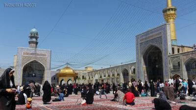 Irnh093-Mashhad-przy Grobie Imama Rezy