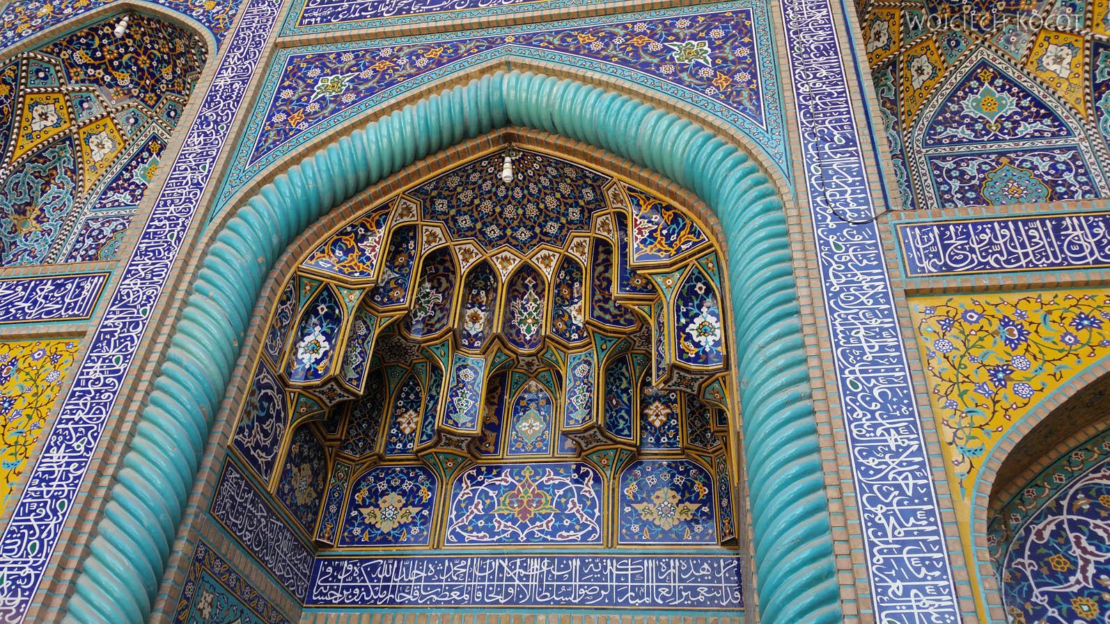Irnh097-Mashhad-przy Grobie Imama Rezy