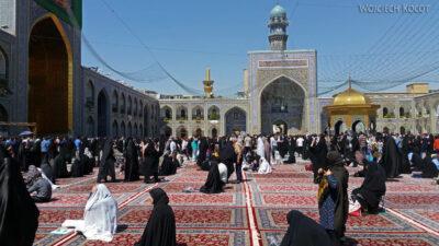 Irnh115-Mashhad-przy Grobie Imama Rezy