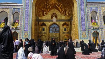 Irnh117-Mashhad-przy Grobie Imama Rezy