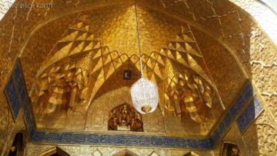 Irnh120-Mashhad-przy Grobie Imama Rezy