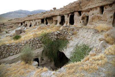 Irni099-W wiosce Meymand