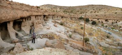 Irni109-W wiosce Meymand