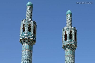 Irnj083-Meczet przy muzeum Derwisza