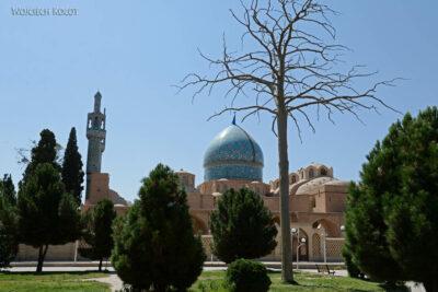 Irnj084-Meczet przy muzeum Derwisza