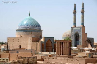 Irnk008-Jazd-hotel Dalan e Behesht-widok zdachu