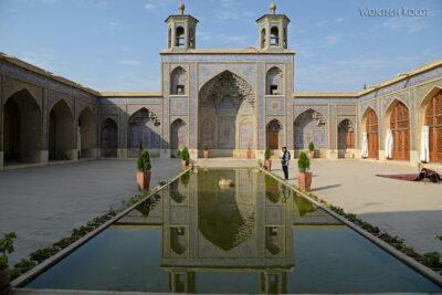 Irnn007-Shiraz-Meczet kolorowy