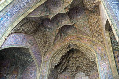 Irnn013-Shiraz-Meczet kolorowy