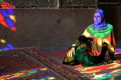 Irnn022-Shiraz-Meczet kolorowy