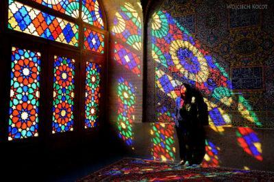 Irnn025-Shiraz-Meczet kolorowy