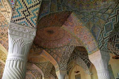 Irnn038-Shiraz-Meczet kolorowy