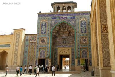 Irnn072-Shiraz-Sanktuarium Emamzadeh Shahcheragh