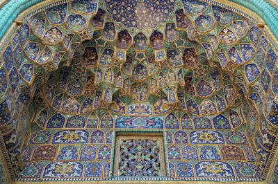 Irnn075-Shiraz-Sanktuarium Emamzadeh Shahcheragh