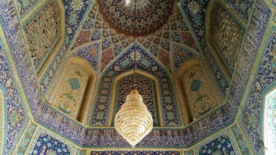 Irnn078-Shiraz-Sanktuarium Emamzadeh Shahcheragh