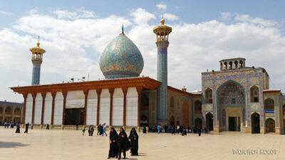Irnn088-Shiraz-Sanktuarium Emamzadeh Shahcheragh