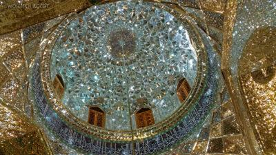 Irnn117-Shiraz-Sanktuarium Emamzadeh Shahcheragh