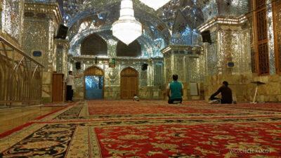 Irnn121-Shiraz-Sanktuarium Emamzadeh Shahcheragh