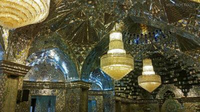 Irnn124-Shiraz-Sanktuarium Emamzadeh Shahcheragh