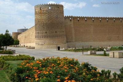 Irnn161-Shiraz-Cytadela of Karim Khan-E Zand