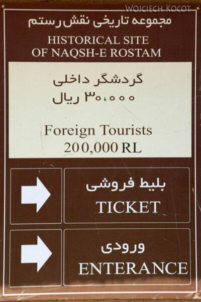 Irnp084-Grobowce Naqsh-E Rustam