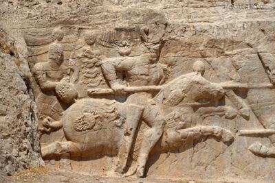 Irnp103-Grobowce Naqsh-E Rustam