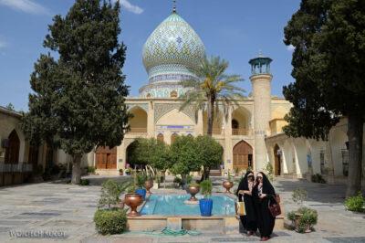 Irnp120-Shiraz-Małzoleum Ali Ibn Hamza