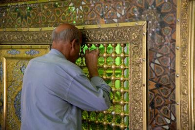 Irnp128-Shiraz-Małzoleum Ali Ibn Hamza