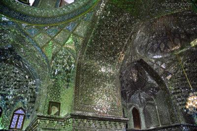 Irnp144-Shiraz-Małzoleum Ali Ibn Hamza
