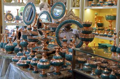 Irnr041-Isfahan-bazar irękodzieło