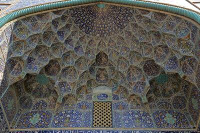 Irnr150-Isfahan-Meczet Sułtana Lotfollaha
