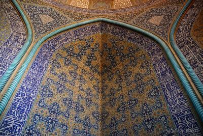 Irnr166-Isfahan-Meczet Sułtana Lotfollaha