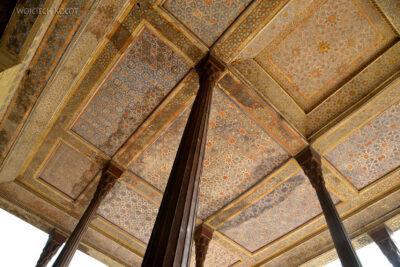 Irns030-Isfahan-Pałac 40 Kolumn