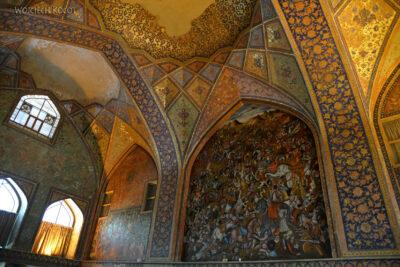 Irns048-Isfahan-Pałac 40 Kolumn